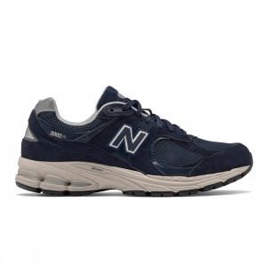 New Balance Men 2002R ML2002RD (navy / pigment / light aluminum)