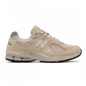 New Balance Men 2002R ML2002RE (beige / bone / light aluminum)