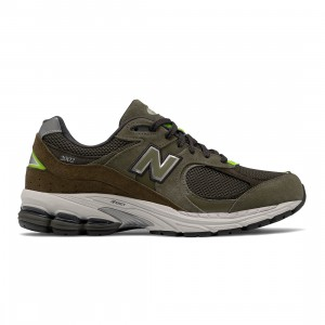 New Balance Men 2002R ML2002RG (olive)