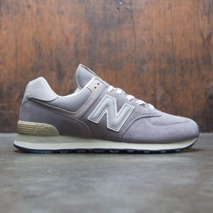New Balance Men 574 ML574GYG (gray / steel)