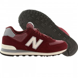 New Balance Men ML574PMW (burgundy)