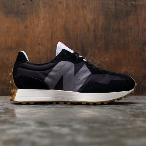 New Balance Men 327 MS327STC (black / castlerock)