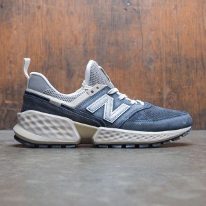 New Balance Men 574 Sport MS574VC (navy / dark navy / black)