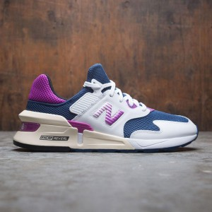 New Balance Men 997S MS997JHA (white / moroccan tile / purple)