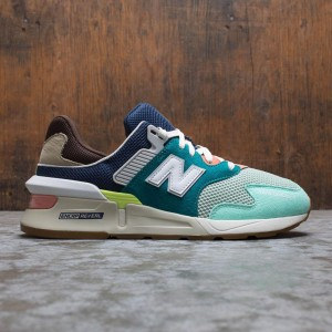 New Balance Men 997 MS997JHY (teal / brown)