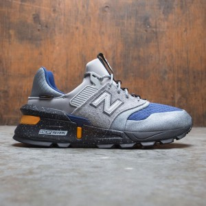 New Balance Men 997 Sport MS997SC (gray / steel / techtonic blue)