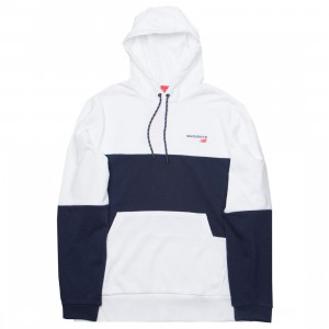 New Balance Men Athletics 78 Pullover Hoodie (white)
