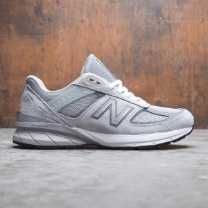 New Balance Women 990v5 W990GL5 - Made In USA (gray / castlerock)