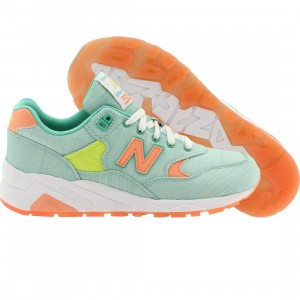 New Balance Women WRT580ST (teal / poolside / peach)