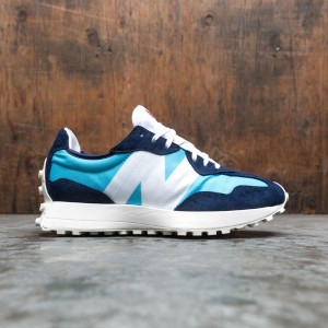 New Balance Women 327 WS327CPB (blue / wax blue / natural indigo)