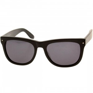 Nothing and Company Jotham Sunglasses (black / smoke)