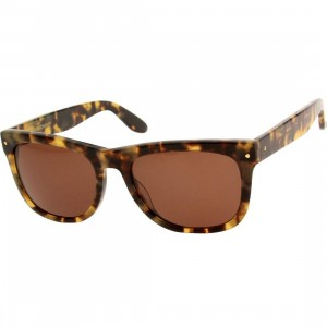Nothing and Company Jotham Sunglasses (brown / tortoise)