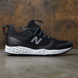 New Balance Men Fresh Foam Trailbuster MFLTBDBK (black / white)