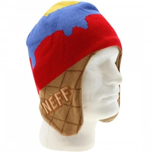 Neff Ice Cream Beanie (primary)