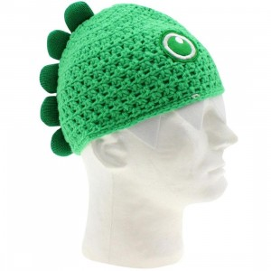 Neff Youth Dino Beanie (green)