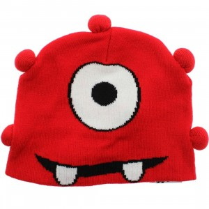 Neff x Yo Gabba Gabba! Youth Muno Beanie (red)