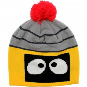 Neff Youth  x Yo Gabba Gabba! Plex Beanie (yellow)