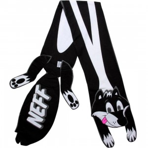 Neff Skunk Scarf (black)