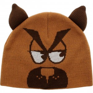 Neff Doggy Beanie (brown)
