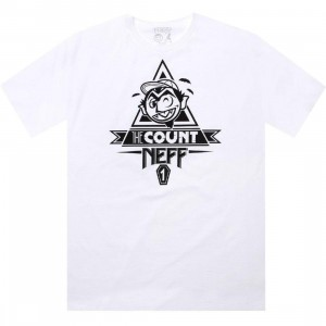 Neff x Sesame Street The Count Tee (white)