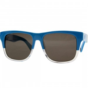 Neff Thunder Sunglasses (cyan / clear)