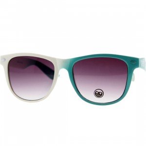 Neff Daily Sunglasses (blue / white)