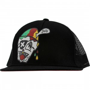 Neff Most Fresh Snapback Cap (black)