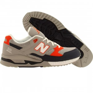 New Balance Men M530GNO (gray / navy / orange)