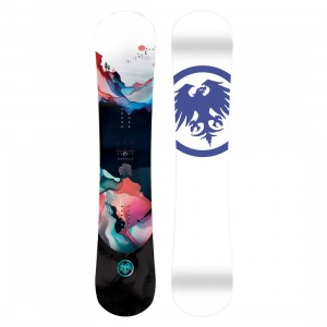Never Summer 2021 Women Proto Synthesis Snowboard (multi)