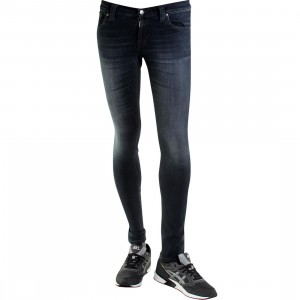Nudie Jeans Co Tight Long John (black / gray)