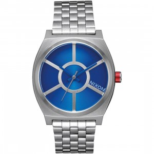 Nixon x Star Wars Time Teller Watch - R2D2 (blue)