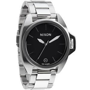 Nixon Anthem Watch (silver / black)