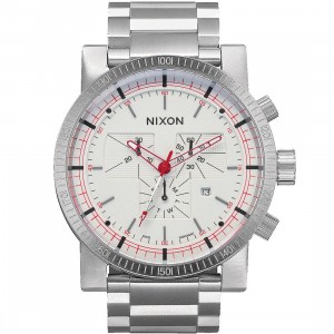 Nixon Magnacon SS II Watch (white)