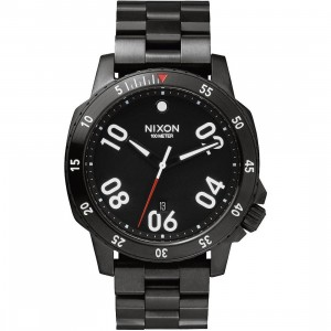 Nixon Ranger Watch (black / all black)