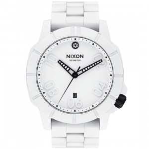 Nixon Ranger Star Wars Stormtrooper Watch (white)