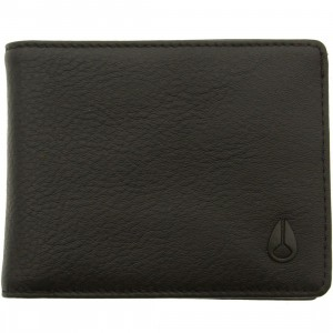 Nixon Escape Bi-Fold Clip Wallet (black)