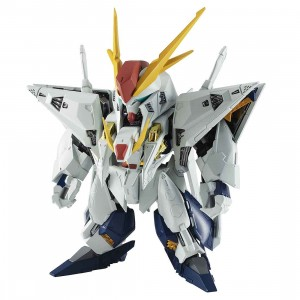 PREORDER - Bandai NXEDGE Style Mobile Suit Gundam Hathaway MS UNIT Xi Gundam Figure (white)