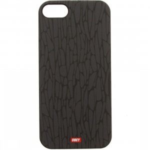Obey Quality Dissent iPhone 5/5S Snapcase (gray / graphite)