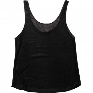 Obey Womens Silver Lining Tank Top (black)