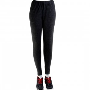 Obey Women Hartley Pants (gray / heather charcoal)