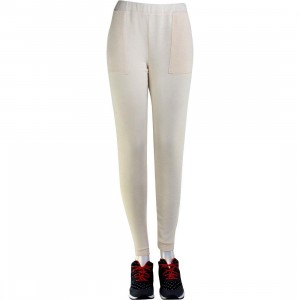 Obey Women Hartley Pants (white / eggnog)