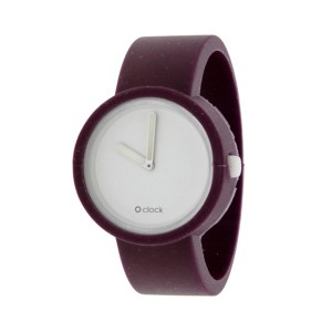 O Clock Watch (purple)