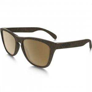 Oakley Frogskins Sunglasses (black / tobacco)