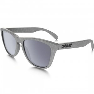 Oakley Frogskins Sunglasses (gray / smoke)