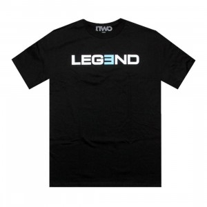 1TWO Legend Tee (black)