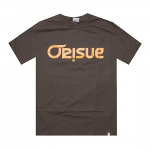 Orisue Evolution Tee (brown)