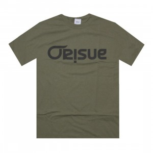 Orisue Evolution Tee (forest)
