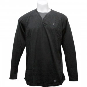Orisue Doan Long Sleeve Awesome Knit Tee (black)