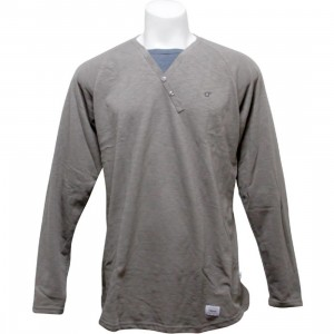 Orisue Doan Long Sleeve Awesome Knit Tee (grey)