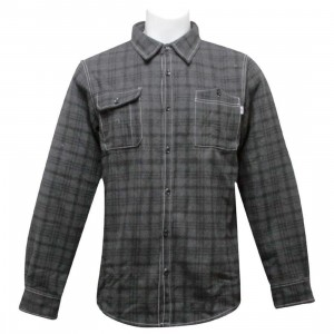 Orisue Julianess Long Sleeve Woven Shirt (black)